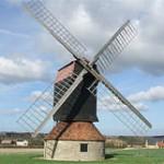 Burnout Betroffen wie Don Quijote im Kampf gegen Windmühlen